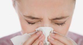 Kuorsaatko tukkoisen nenän takia?